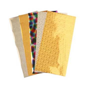 Scrapbook Adhesives HOLOGRAPHIC Transfer Foil Sheets 01402
