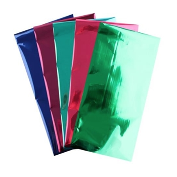 Scrapbook Adhesives METALLIC Transfer Foil Sheets 01401