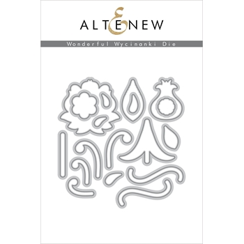 Altenew WONDERFUL WYCINANKI Dies ALT3432