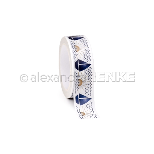 Alexandra Renke SAIL BOAT Washi Tape wtarmu0026* Preview Image