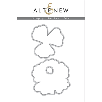 Altenew SIMPLY THE BEST Dies ALT3424