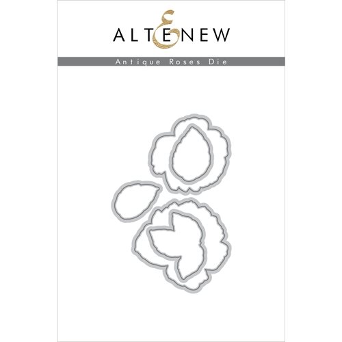 Altenew ANTIQUE ROSES Dies ALT3411 Preview Image