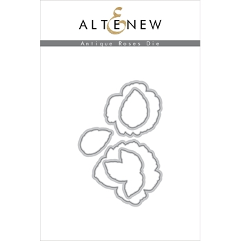 Altenew ANTIQUE ROSES Dies ALT3411
