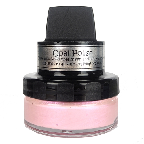 Cosmic Shimmer LILAC ROSE Opal Polish With Applicator csoprose Preview Image