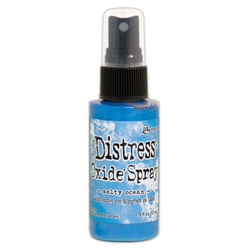 Tim Holtz Distress Oxide Spray SALTY OCEAN Ranger tso67849