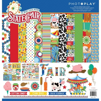PhotoPlay STATE FAIR 12 x 12 Collection Pack stf9567