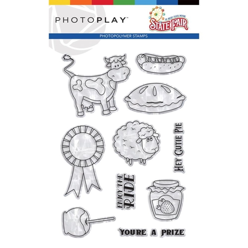 PhotoPlay STATE FAIR Clear Stamps stf9569 Preview Image