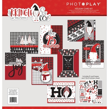 PhotoPlay KRINGLE AND CO Card Kit krg9581