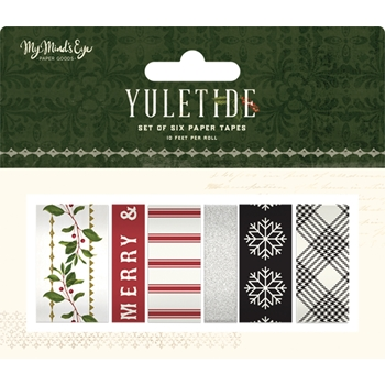 My Mind's Eye YULETIDE Washi Tape ytd119