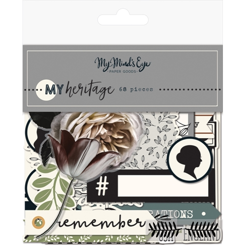 My Mind's Eye MY HERITAGE Mixed Bag her116* Preview Image