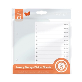 Tonic LUXURY STORAGE DIVIDER SHEETS 2973e