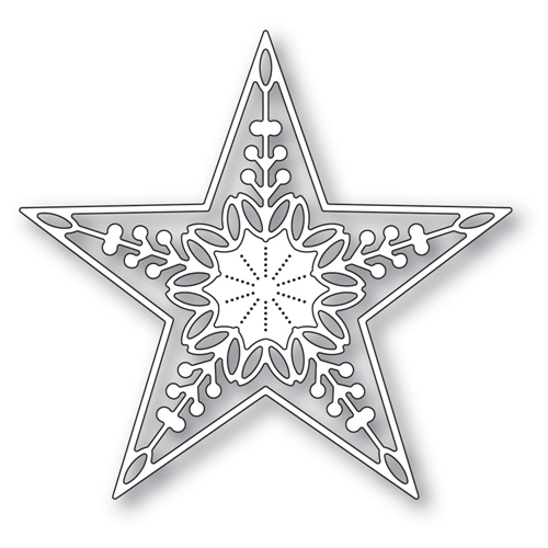 Memory Box CHANDELE STAR Craft Die 94317 Preview Image