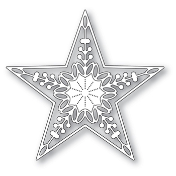 Memory Box CHANDELE STAR Craft Die 94317