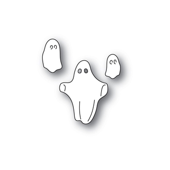Memory Box FLOATING GHOSTS Craft Die 94322