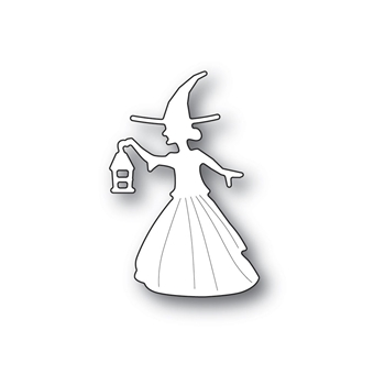 Memory Box LANTERN WITCH Craft Die 94323