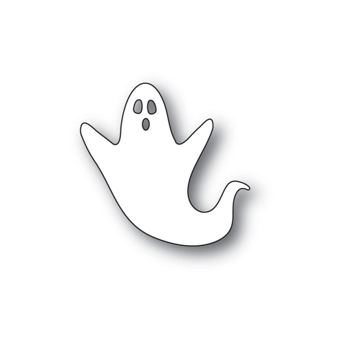 Poppy Stamps SCARY GHOST Craft Die 2249 Preview Image