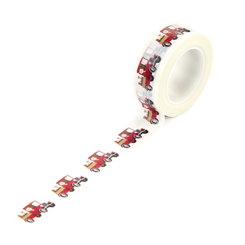 Echo Park SANTA'S TRUCK Washi Tape mfc190037