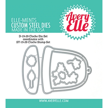 Avery Elle Steel Dies CLOCHE D-19-29