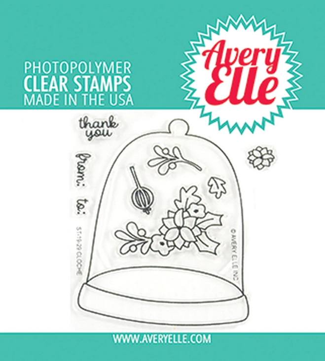 Avery Elle Clear Stamps CLOCHE ST-19-29 zoom image