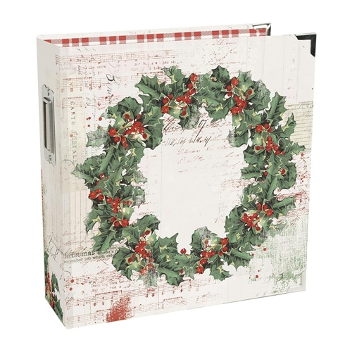Simple Stories COUNTRY CHRISTMAS 6 x 8 Snap Holiday Binder 11328 Preview Image