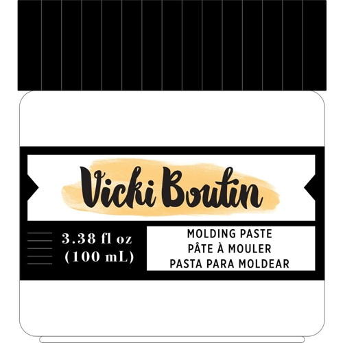 American Crafts Vicki Boutin MOLDING PASTE 354117 Preview Image