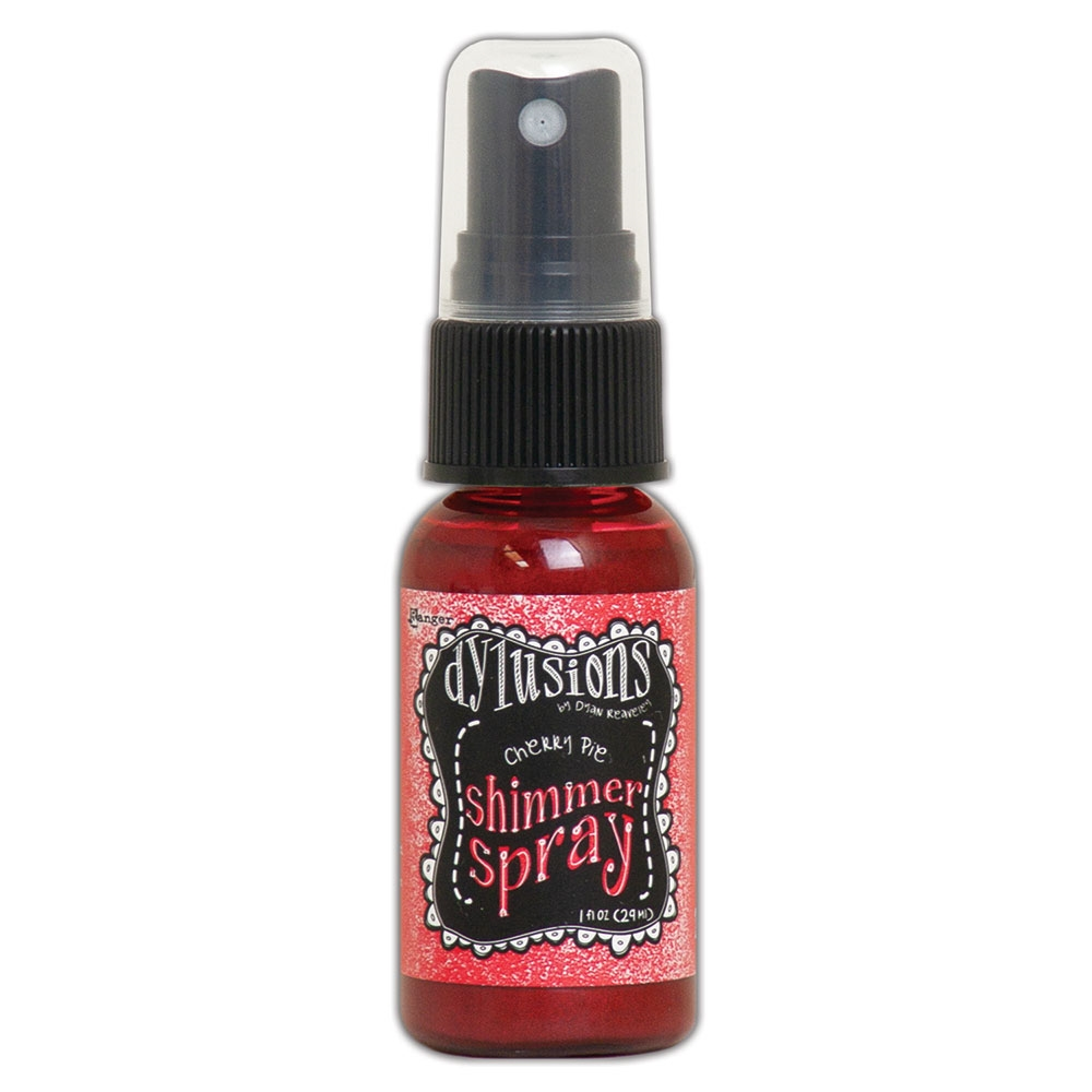 Ranger Dylusions CHERRY PIE Shimmer Spray dyh68341 zoom image