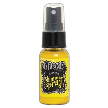 Ranger Dylusions LEMON ZEST Shimmer Spray dyh68372