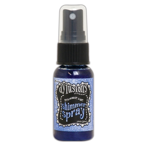 Ranger Dylusions PERIWINKLE BLUE Shimmer Spray dyh68402 Preview Image