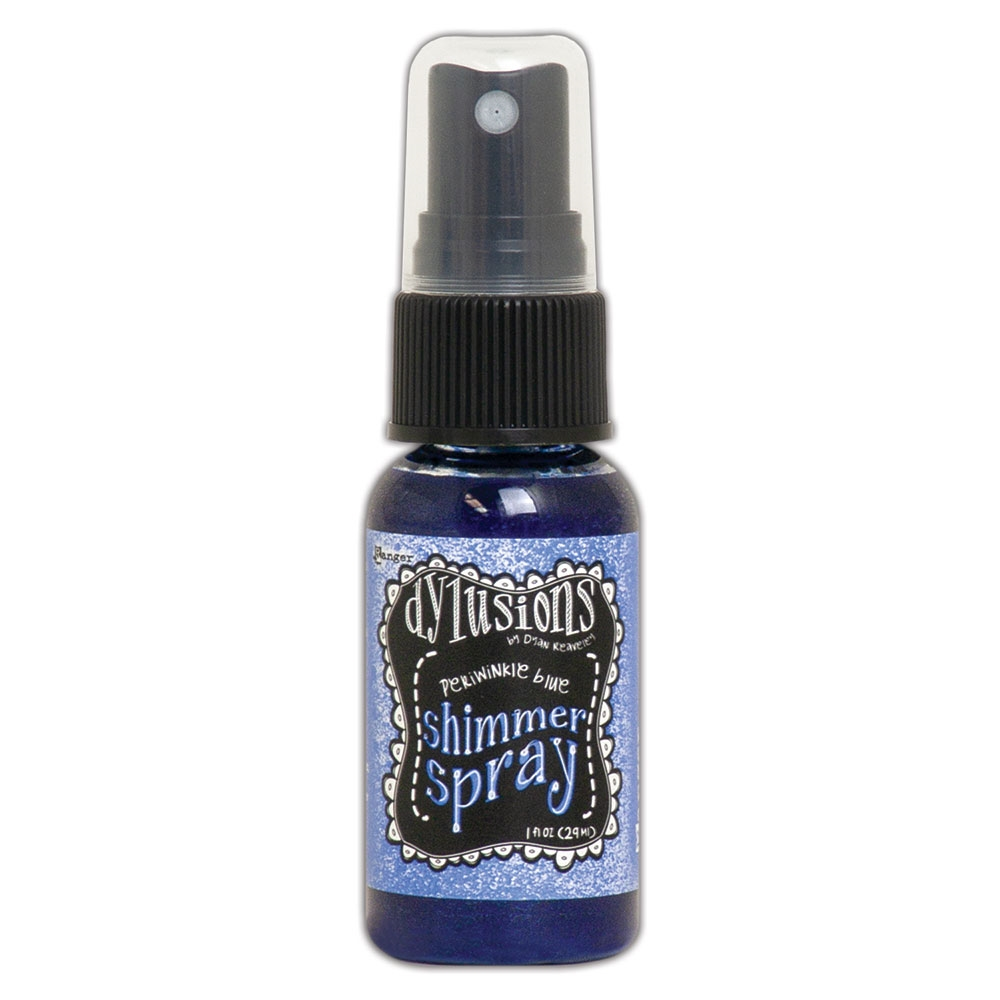 Ranger Dylusions PERIWINKLE BLUE Shimmer Spray dyh68402 zoom image
