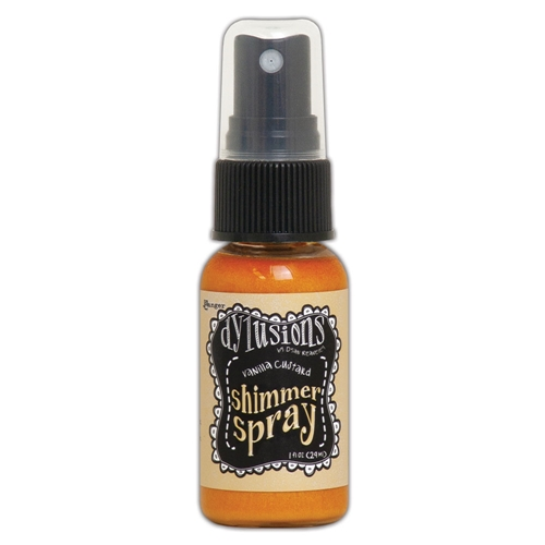 Ranger Dylusions VANILLA CUSTARD Shimmer Spray dyh68440 Preview Image