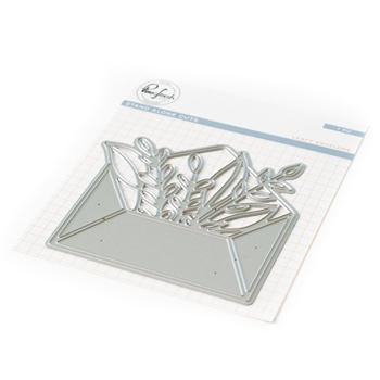 Pinkfresh Studio LEAFY ENVELOPE Die Set pfsa1519