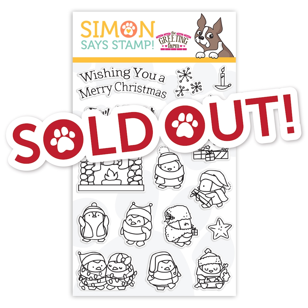 The Greeting Farm Clear Stamps To All of You STAMPtember 2019 Exclusive zoom image