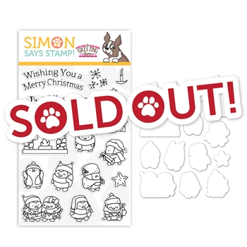 The Greeting Farm Clear Stamps and Dies To All of You STAMPtember 2019 Exclusive