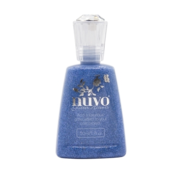 Tonic BALLROOM BLUE Nuvo Glitter Accents 938n