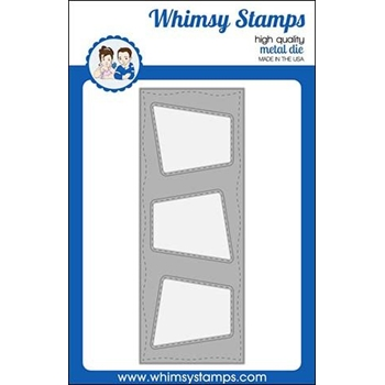 Whimsy Stamps SLIMLINE MARQUEE Die WSD347