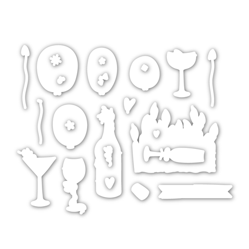 Simon Says Stamp CELEBRATE YOU Wafer Dies sssd112027 Preview Image