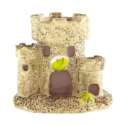 Darice MINI SANDCASTLE FIGURINE Mini Accents 30050280 Preview Image