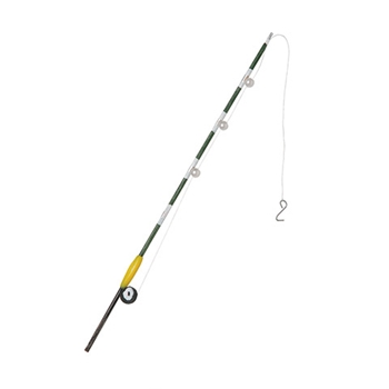 Darice MINI FISHING POLE Timeless Minis 2314-01