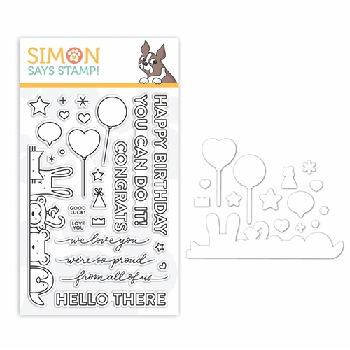 Simon Says Stamps and Dies CRITTER CROWD set345cc STAMPtember 2019 Preview Image