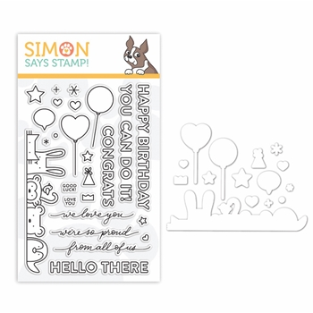 Simon Says Stamps and Dies CRITTER CROWD set345cc STAMPtember 2019