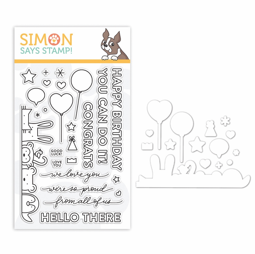 Simon Says Stamps and Dies CRITTER CROWD set345cc STAMPtember 2019 zoom image