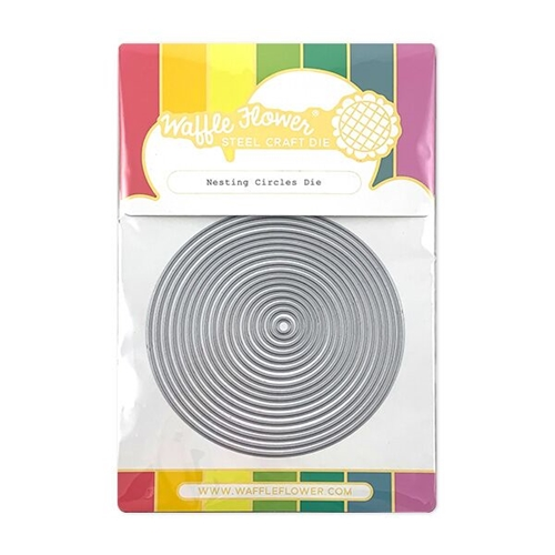 Waffle Flower NESTING CIRCLES Dies 310332 Preview Image