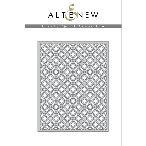 Altenew CIRCLE QUILT COVER Die ALT3498 Preview Image