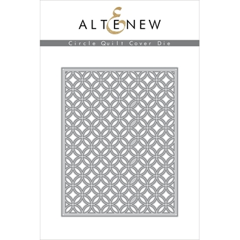 Altenew CIRCLE QUILT COVER Die ALT3498