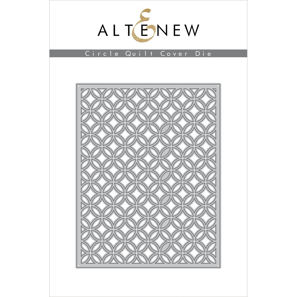 Altenew CIRCLE QUILT COVER Die ALT3498 zoom image