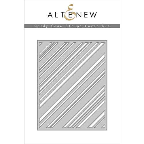 Altenew CANDY CANE STRIPE Cover Die ALT3497 Preview Image