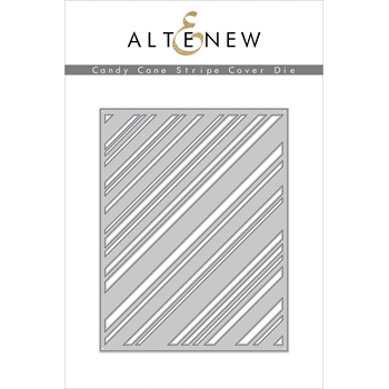 Altenew CANDY CANE STRIPE Cover Die ALT3497