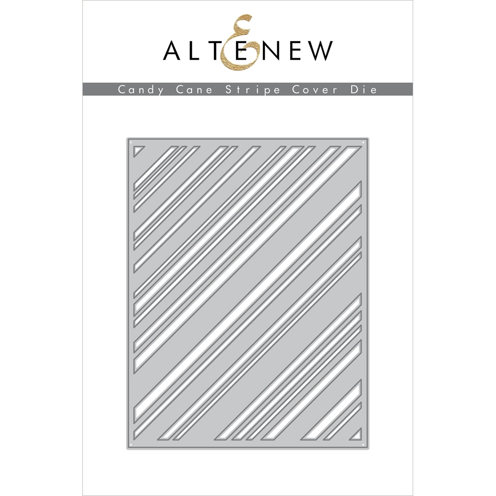 Altenew CANDY CANE STRIPE Cover Die ALT3497 zoom image