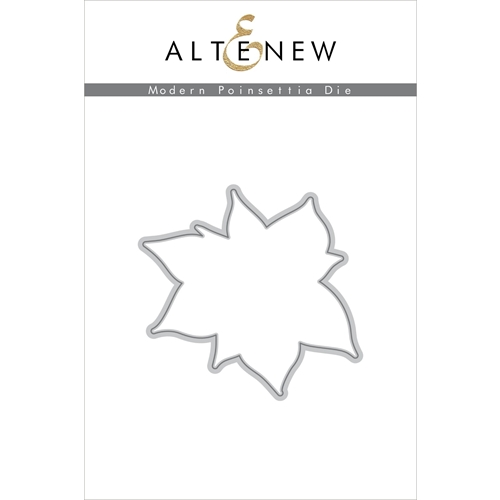 Altenew MODERN POINSETTIA Dies ALT3494 Preview Image