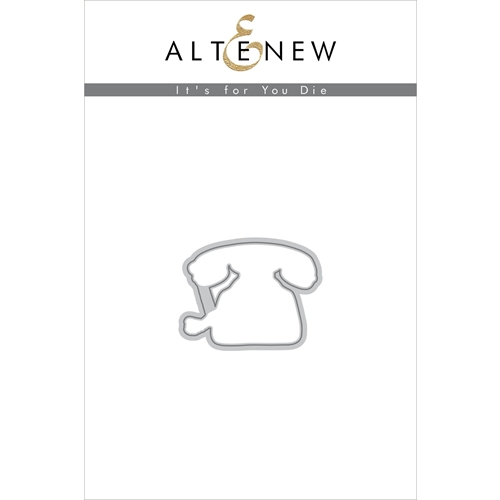 Altenew IT'S FOR YOU Dies ALT3490 Preview Image